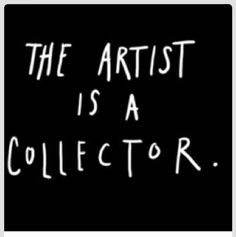 Total understatement! This graphic designer is a total collector, I need a library! #artist #collector #beinganartist