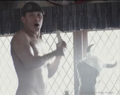 Sergeant Slaughter, My Big Brother (2011)  click for more tom hardy!  (and yes, he's nude in this scene)