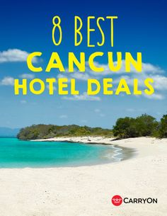 8 Best Cancun Hotel Deals: The Great Parnassus Resort and Spa All Inclusive features a Treasure Island Water Park ship, water slides and 4 additional adults only pools.