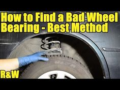 How to Find a Bad Wheel Bearing - Plus How to Replace a Wheel Bearing Hub Assembly - YouTube