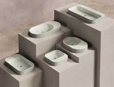 Homepage - Interior Design Countertop Basin, Countertops, Bathroom Toilets, Bathrooms, Basin Design, Sound Absorbing, Furniture Collection, New Furniture, 3 D