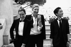 SheWired - 9 Pics of Suited Up Cate Blanchett, Emily Blunt, and Zhou Xun So Hot We Don't Care What They're Selling
