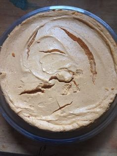 Bariatric Foodie: Crustless Pumpkin Cheesecake (with Sugar-free Salted ...