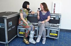 Buzzworthy's Tamar interviews Jessie J, VMAs 2011.
