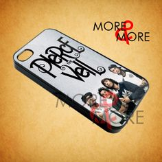Pierce the Veil Band - iPhone 4/4s/5 Case - Samsung   Galaxy S2/S3/S4 Case - Black or   White