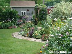 Pleasant Small Perennial Garden Designs   Perennials With The New  With Great J  Ds Garden Right Side Of Back Yard Perennial And Annual Flower Beds With Cute Garden Gnome Molds Also Magnolia Garden Club In Addition Trebah Gardens Cornwall And Opera Restaurant Covent Garden As Well As Garden Hedge Trimmers Additionally Garden Shredder Argos From Pinterestcom With   Great Small Perennial Garden Designs   Perennials With The New  With Cute J  Ds Garden Right Side Of Back Yard Perennial And Annual Flower Beds And Pleasant Garden Gnome Molds Also Magnolia Garden Club In Addition Trebah Gardens Cornwall From Pinterestcom