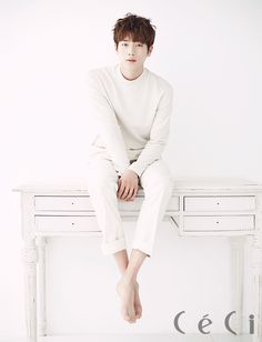 2014.06, CeCi, Seo Kang Joon