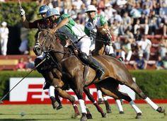 La Dolfina juega la final de Polo en Buenos Aires  Argentina