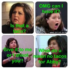 Abby lee miller too funny lol love this ps I made it