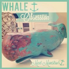 Breezy Designs: Whale Obsession!