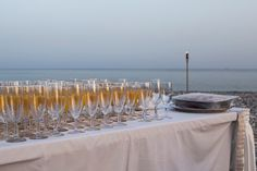 Party on aphrodite beach - Cyprus. #wedding #event