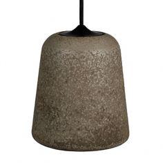 Material lamp, Concrete Dark