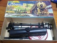 Athearn-HO-4-Axle-Tanker-Car-Special-convention-model-Rail-Spree-1983