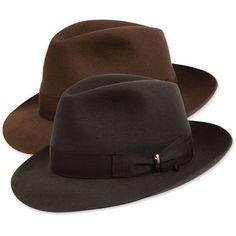 c5ca68cb936 Bellagio Fur Felt Hat By Borsalino