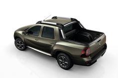 2016 Renault Duster Oroch