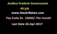 Pharmacist - Andhra Pradesh Government Recruitment 2017 - 12th pass jobs https://www.naukribatao.com/pharmacist-andhra-pradesh-government-recruitment-2017-12th-pass-jobs/