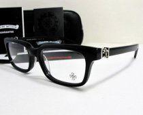 df7b5d15b57 Shop Chrome Hearts Pontifass Black Eyeglasses Online Cheap