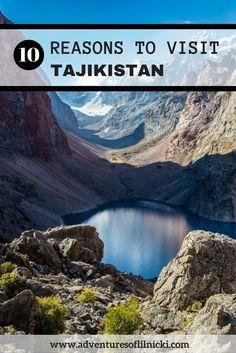 10 Reasons To Visit Tajikistan #travel #travelling #destinations #travelblogger #travelstories #travelinspiration #besttravel #tourism #travelwriter #travelblog #traveldeeper #traveltheworld http://adventuresoflilnicki.com/