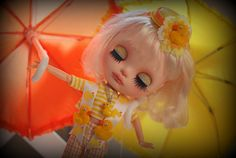 Blythe A Day ~ May 2014 ~ Day 8 RUBBER DUCKY | Flickr - Photo Sharing!