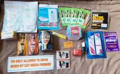 Freebies I received in September 2012 - FOLLOW ME TO GET SAMPLES LIKE THESE :)