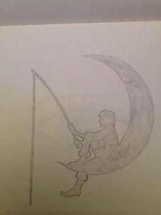 Dreamworks Logo Drawing