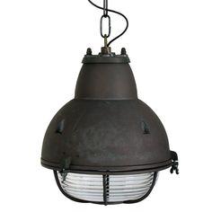 Stoer & Industrieel - Hanglamp Navigator