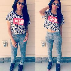 Swag outfit for girls