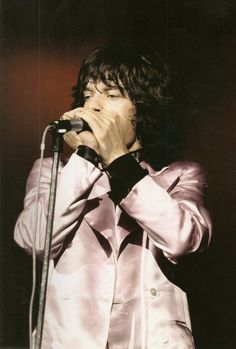 Mick In Pink ))