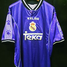 Real Madrid 1997 Kelme