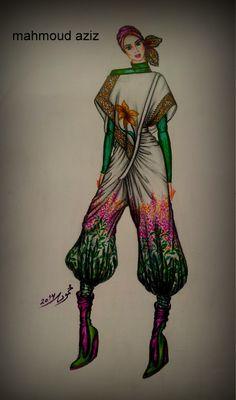 Fashion Design Sketchbook, Fashion Design Drawings, Fashion Sketches, Fashion Sketch Template, Fashion Design Template, Croquis Fashion, Dress Design Drawing, Fashion Illustration Dresses, Fashion Figures