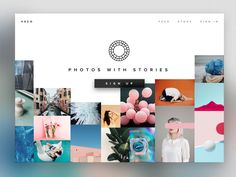 A landing page concept for VSCO, my favorite photo editing app of all time.  Photos taken from the VSCO public feed.