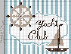 Cross Stitch Sea, Free Cross Stitch Charts, Cross Stitch Freebies, Cross Stitch Patterns, Quilt Stitching, Cross Stitching, Cross Stitch Embroidery, Le Blog De Vava, Summer Patterns