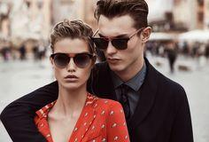 Emporio Armani 2017 campaign Sunglasses 2017, Mens Sunglasses, Mars In Cancer, Emporio Armani, The Martian, Advertising Campaign, Dame, Eyewear, Beautiful People