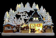 fensterdekoration und geschenkideen zu  weihnachten