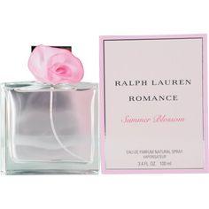 Ralph Lauren Romance Summer Blossom Eau De Parfum Spray for Women, 3.4 Ounce