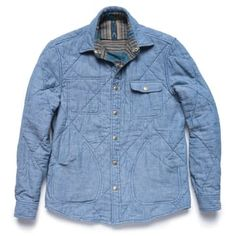 Faherty Brand Reversible Bondi Quilted Jacket