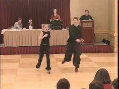 Jo Hoffberg & Todd Yannacone AS Fast ALHC 2002 - YouTube