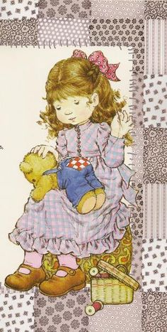 Sarah kay Sarah Kay Imagenes, Coloring For Kids, Coloring Books, Mary May, Susan Wheeler, Romantic Paintings, Vintage Drawing, Holly Hobbie, Creative Pictures