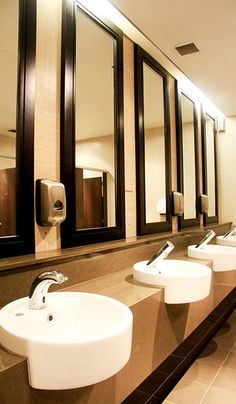 Three Swallows Hotel - Bathroom Shot!