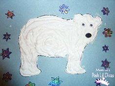 Mom to 2 Posh Lil Divas: Polar Bear, Polar Bear - More Fun with Bears!