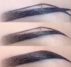 How to draw this eyebrow makeup? The post How to draw this eyebrow makeup? appeared first on Berable. How to draw this eyebrow makeup? Best Eyebrow Makeup, Permanent Makeup Eyebrows, Contour Makeup, Eyebrow Styles, Eye Brows, Makeup Eye Looks, Eye Makeup Steps, Eyebrow Tutorial, Perfect Eyebrows Tutorial