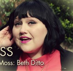 Beth Ditto youtube video