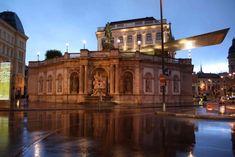 Roadtrippin Wien Albertina Albertinaplatz Mansions, House Styles, Vienna, Mansion Houses, Villas, Fancy Houses, Palaces, Mansion