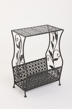 Flourish Storage Side Table  #UrbanOutfitters