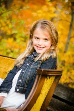 Children photography, beautiful colors