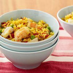 Super-Easy Slow Cooker Recipes (via Parents.com): Simple Paella, Low-Maintenance Lasagna, Chuck-Wagon Pot Roast, White Bean Risotto, Chicken Stew with Potato Dumplings, Moo Shu Pork, Ratatouille, Chicken Tagine, Tortilla Soup, Easy Chicken Cacciatore, Vegetable Curry, Moroccan Chicken, Pot Roast... and more!!