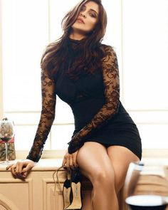 Anushka Sharma poses for GQ