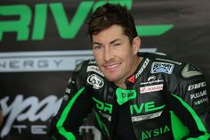 2014 Sepang Test: Nicky Hayden 'I didn't expect it to be so tough' Flat Track Motorcycle, Motorcycle Racers, Dirt Track Racing, Motorcycle Jacket, Motogp Race, Nicky Hayden, Sepang, Biker Chick, Super Bikes