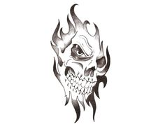 Skull Tattoo Designs | wallpaperxy.com #TattooDesigns #Tatto #tattoideas