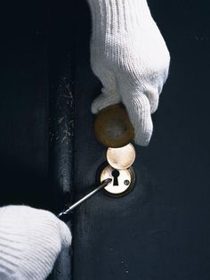 If you want a safe house, focus on the lock installation and invest in a solid deadbolt. Here's why.